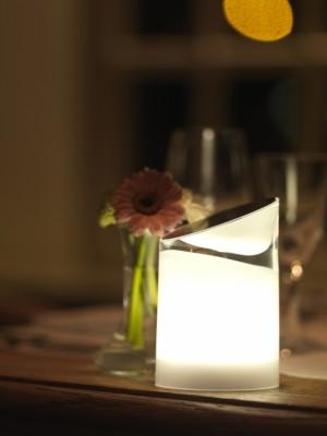 Επιτραπέζιο φωτιστικό LED Imagilights DJobie Kosi