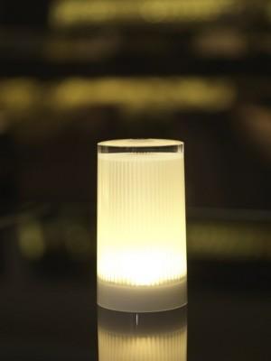 Επιτραπέζιο φωτιστικό LED Imagilights DJobie Plisee