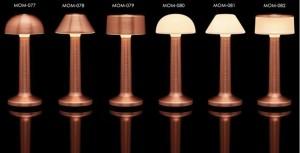 Επιτραπέζιο φωτιστικό RGB LED υψηλής αισθητικής Imagilights Moments Copper