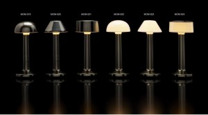 Επιτραπέζιο φωτιστικό RGB LED υψηλής αισθητικής Imagilights Moments Lava