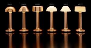 Επιτραπέζιο φωτιστικό RGB LED υψηλής αισθητικής Imagilights Moments Rose Gold