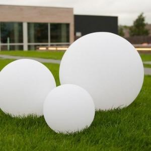 Φωτιζόμενο διακοσμητικό Imagilights Flat Ball Ø35cm