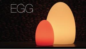 Φωτιζόμενο διακοσμητικό LED Imagilights Big Egg