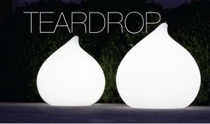 Φωτιζόμενο διακοσμητικό LED Imagilights Teardrop Small