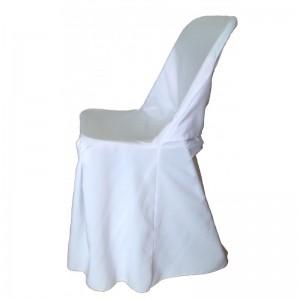 Κάλυμμα με φάσα ή χωρίς Polyester 160gr για πτυσσόμενη καρέκλα Sabrina