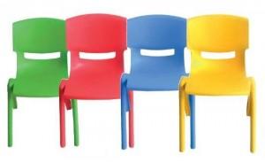 Παιδικά καθίσματα Mickey σε 4 χρώματα