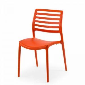 Καρέκλα Tilia Louise Πορτοκαλί