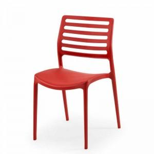 Καρέκλα Tilia Louise Κόκκινη