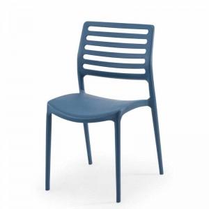 Καρέκλα Tilia Louise Μπλε