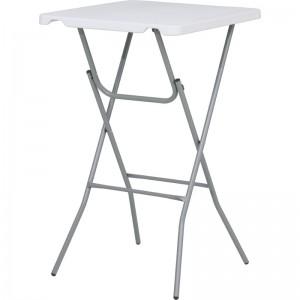Πτυσσόμενο τραπέζι Malaga Bar 110 70x70cm