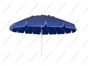 Ομπρέλα παραλίας αλουμινίου Μπλε Ø2,4m - 1517