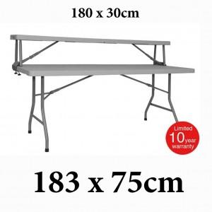 Πτυσσόμενο τραπέζι Zown Buffet Table 180