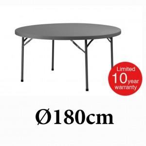 Πτυσσόμενο τραπέζι ροτόντα Zown Planet 180