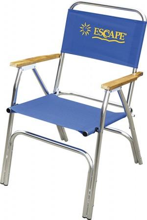 Πτυσσόμενη καρέκλα ναυτικού τύπου αλουμινίου Escape 15003