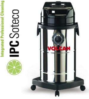 Ηλεκτρική σκούπα για φούρνους Soteco Volcan Inox 315