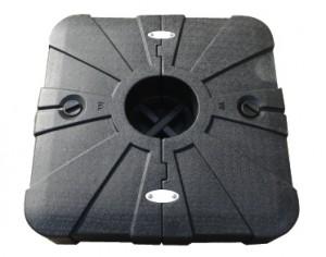 Βάση νερού πλαστική για τοποθέτηση επάνω σε βάση σταυρό χωρητικότητα 100kg