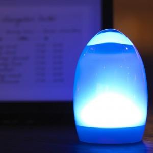 Επιτραπέζιο φωτιστικό RGB LED Imagilights DJobie Romee
