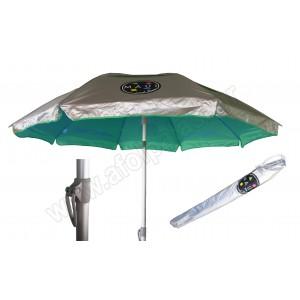 Ομπρέλα παραλίας με σκελετό αλουμινίου Maui and Sons Βεραμάν - Ø2,2m